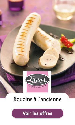 Brient - Boudins à l'ancienne