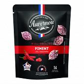 Auvernou Auvernou mini snacks au piment 75g