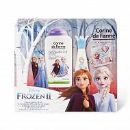 Coffret frozen 30ml + gel douche 250ml + set 2 barettes et bracelet
