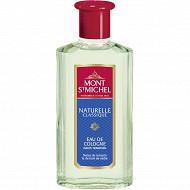 Mont St Michel eau de cologne naturelle classique 250ml