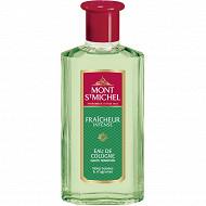 Mont St Michel eau de cologne fraîcheur intense 250ml