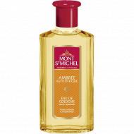 Mont Saint Michel eau de cologne ambrée authentique 250ml