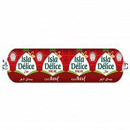 Isla delice saucis'delice boeuf halal 500g