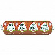 Isla delice saucis'delice goût veau halal 500g