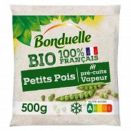 Bonduelle petits pois bio 100% français 500g