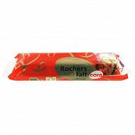 Cora rochers lait 4x35g 140g