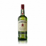 Jameson irish whiskey 1L 40%vol