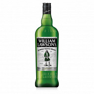 William lawson's 70cl 40%vol