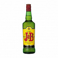 J&B rare whisky 70cl 40%vol