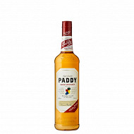 Paddy Irish whiskey 70cl 40%vol