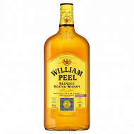 William Peel whisky 2l 40% vol