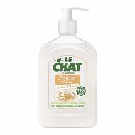 Le chat savon liquide douceur creme lait d'avoine flacom 500ml
