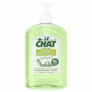 Le chat gel lavant mains antibacterien flacon 500ml