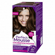 Perfect mousse n°465 chatain chocolat