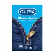 Durex classic jeans x16