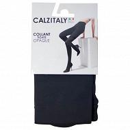 Collant opaque x1 CALZITALY NOIR. 3/4