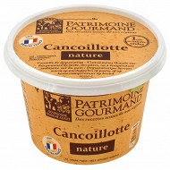 Patrimoine gourmand cancoillotte nature 11%mg 250g
