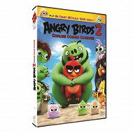 Dvd Angry birds 2 : copains comme cochons