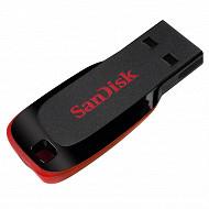 Sandisk Clé usb 2.0 cruzer blade 32 gb SDCZ50-032G-B35