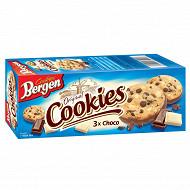 Cookies triple choco 135g