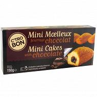 Mini cake chocolat 5 x 30 g