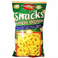 Snacks saveur oignon 125g