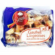 Gaufres liégeoises X 5 275g
