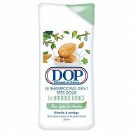Dop shampooing 2 en1 à l'amande douce 400ml