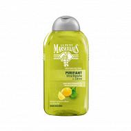 Le petit marseillais shampooing cheveux normaux regraissant vite ortie citron 250ml