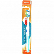 Cora brosse à dents soin complet x1 medium