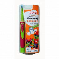 Cora kido brosse à dent électrique rechargeable enfant x1