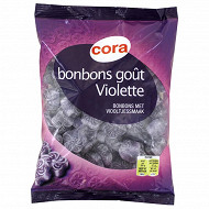 Cora bonbons violette 250g