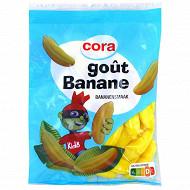 Cora kido goût banane sachet 250g