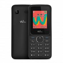 """Wiko Téléphone portable 1.8"""" LUBI5 PLUS LS BLACK"""