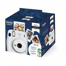 Instax mini 11 blanc Pack iconique