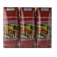 Champoreau vce rouge briquettes 3 x 25 cl 11% Vol.