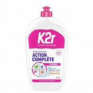 K2R detachant avant lavage liquide avec ciblage facile 750ml