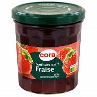 Cora confiture exta fraise 370g