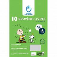 Handicap International kit plio 10 protège-livres