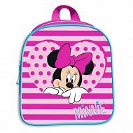 Minnie sac à dos gouter maternelle coloris rose