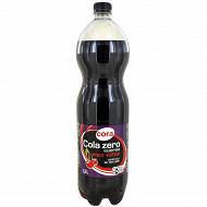 Cora cola zéro saveur cerise 1.5l