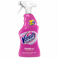 Vanish oxi action pistolet avant lavage 750ml