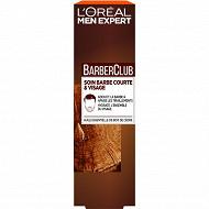 Men expert barber club soin barbe courte 50ml