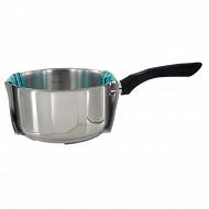 Cora casserole 18cm inox manche soft touch