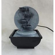 Fontaine dim 13,5 x13,5x17,5cm