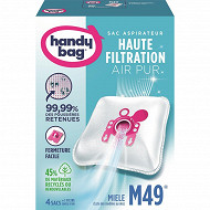 Handy bag sac aspirateur M49