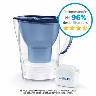 Brita Carafe filtrante Marella bleu Maxtra+ 1024038