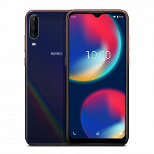 "Wiko Smartphone 6,52"" VIEW4 COSMIC BLUE"