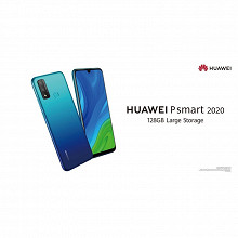 "Huawei Smartphone 6.21"" PSMART 2020 MIDNIGHT BLACK"