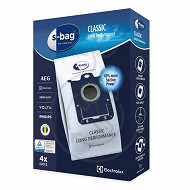 Electrolux S-BAG sac aspirateur ultra long performance X4 E201S/1